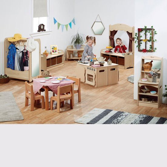 Under 3s Role Play Zone