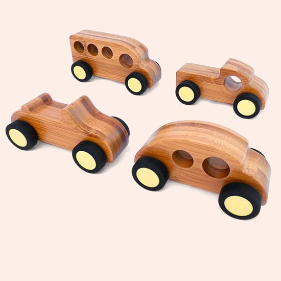 Block Play Vehicles