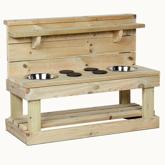 Large Mud Kitchen