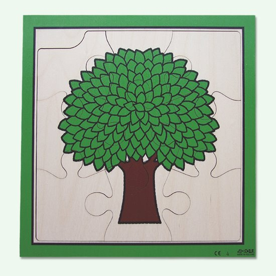 Tree Layer Puzzle