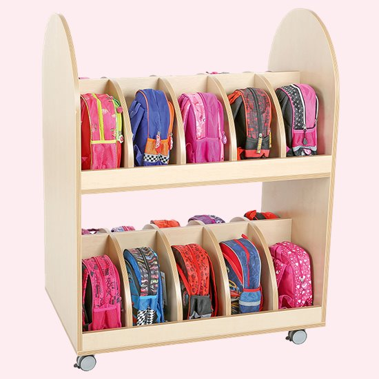Back Pack Rack