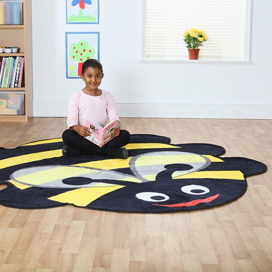 Bee Shaped Carpet