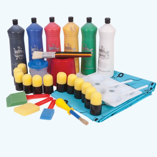 Arty Essentials Starter Kit