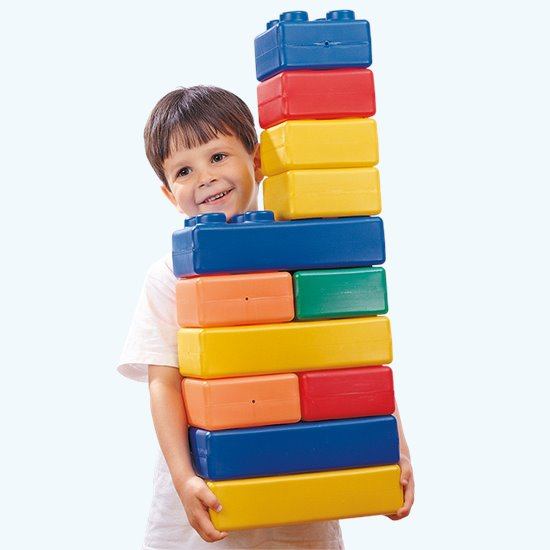 Giant Play Bricks