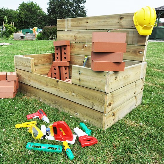Outdoor Construction Box