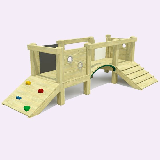 Toddler Bridge and Climb 2