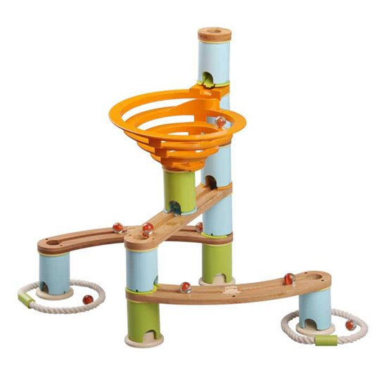 Bamboo Marble Run Sets