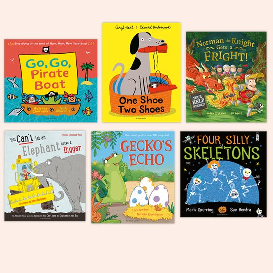Rhyming Picture Book Pack 2