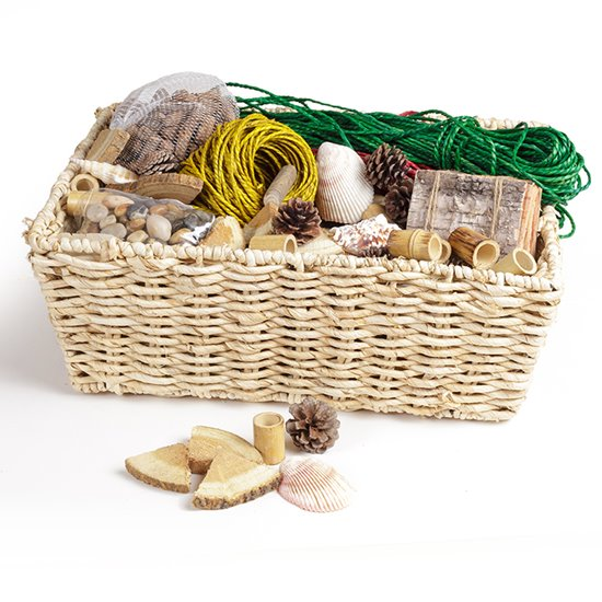 Natural Treasure Baskets