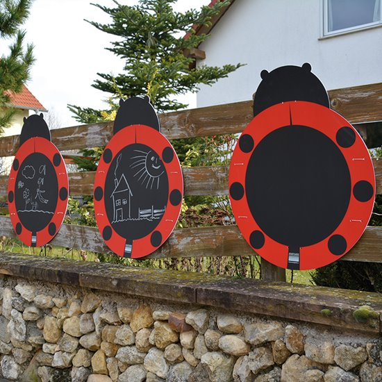 Ladybird Chalk Boards