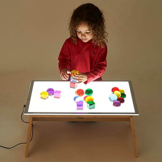 Light Panel and Table Set