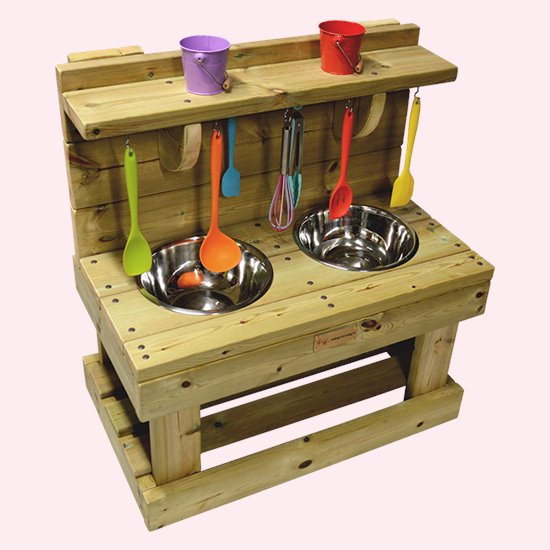 Mini Messy Play Station - Deluxe