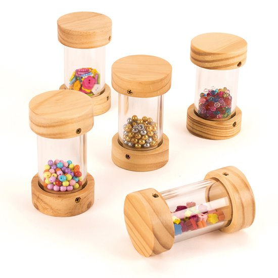 Stackable Rattles