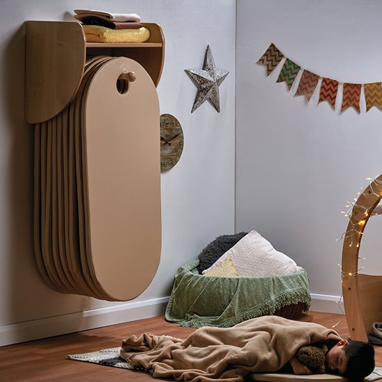 Sleep Mat Store - wall mounted