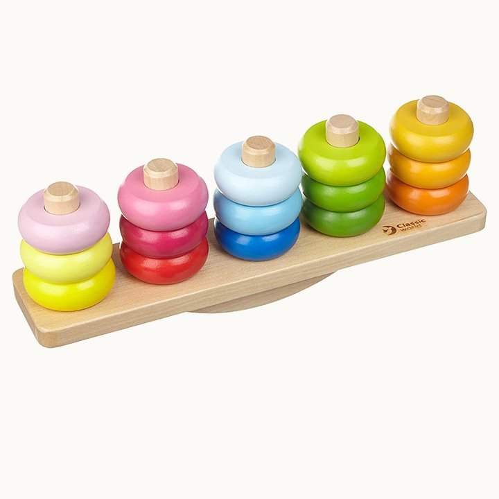 Balance Stacking Game - Early Years Direct