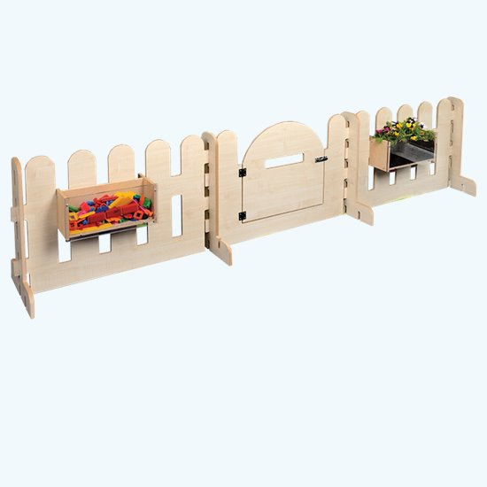 Indoor Fence and Gate Sets