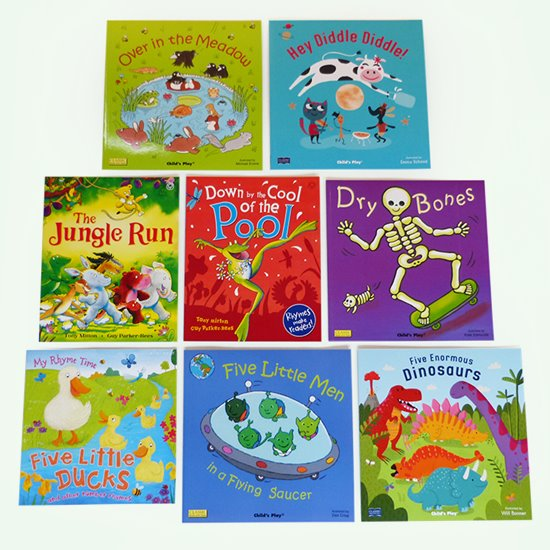 Rhyming Book Pack A
