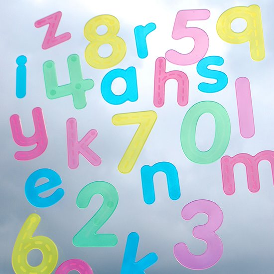 Sili Alphabet and Numbers