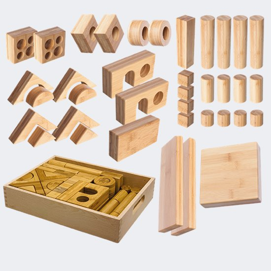 Block Play - Set 1