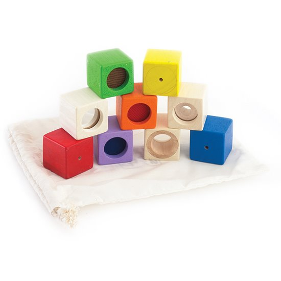 Activity Blocks in a Bag