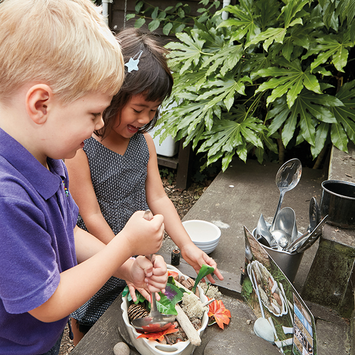 Mud Kitchen Activity Cards - Early Years Direct