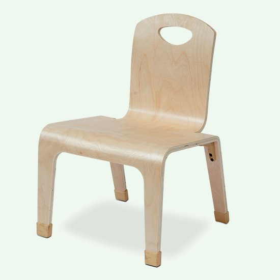 One Piece Teachers Chair