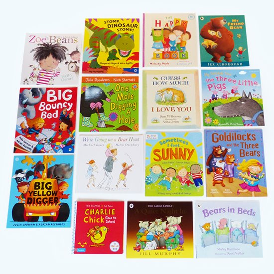 Toddler Book Pack