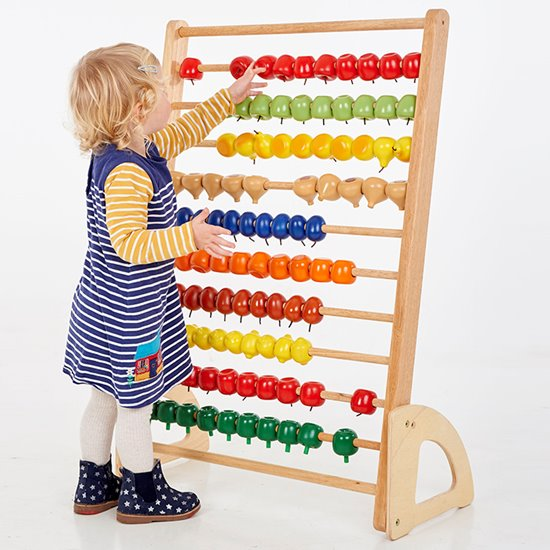 Giant Fruit Abacus