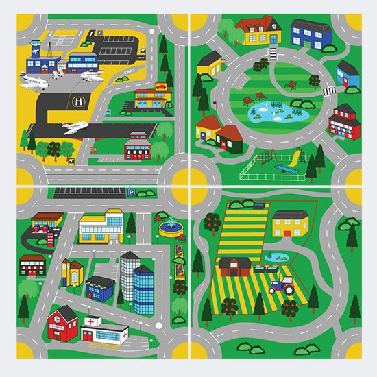 Town and Country Road Mats