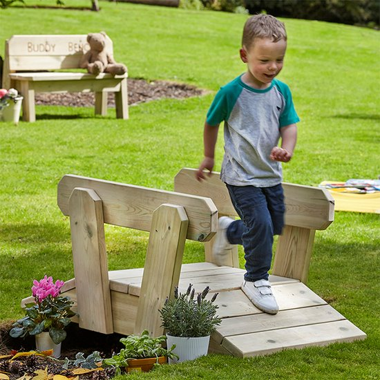 Mini Toddler Bridge