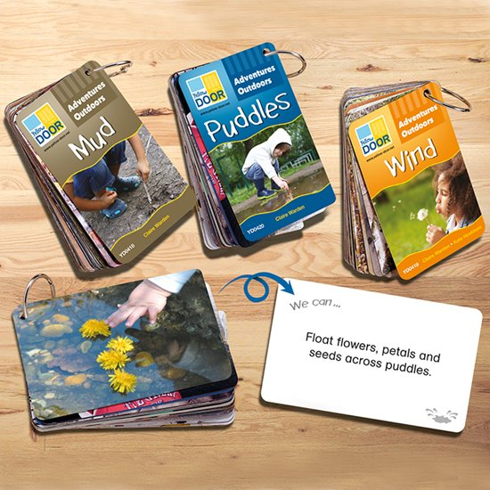 Outdoor Adventure Card Set