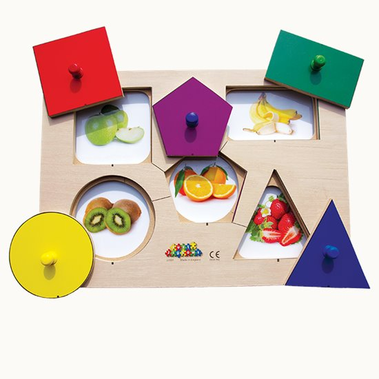 Shapes Memory Board