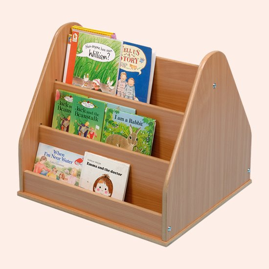 Mini Book Display Unit
