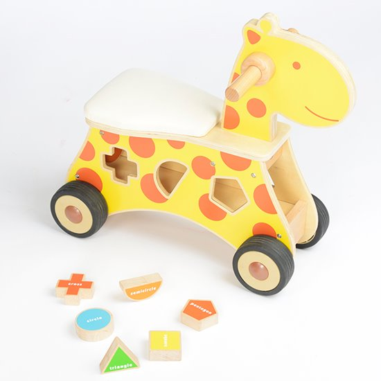Ride-on Giraffe
