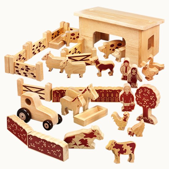 Natural Farm Set - Small