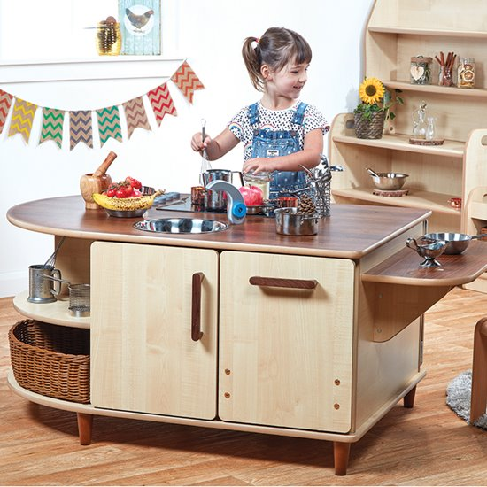 Island Kitchen - Pre-school