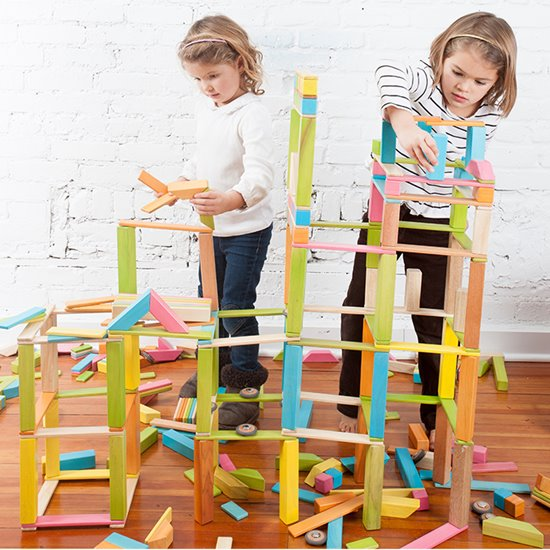 Tegu Classroom Kit - Tints 240 Pieces