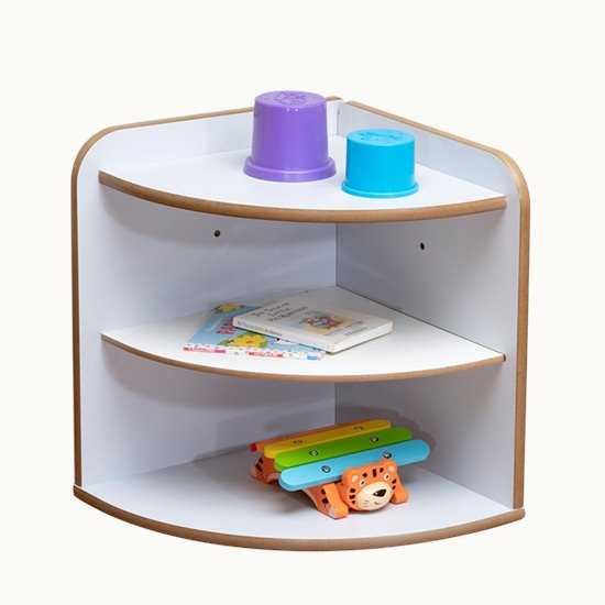 Baby and Toddler Storage - Corner
