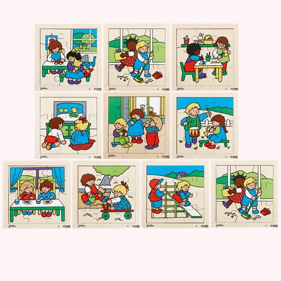 Play Together Puzzles