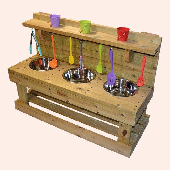 Messy Play Station - Deluxe