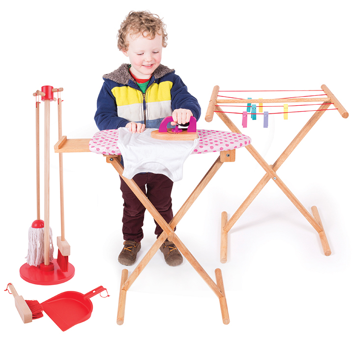 Housework Role Play Early Years Direct
