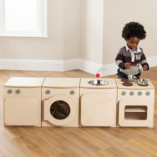 Toddler Kitchen - 4 piece set