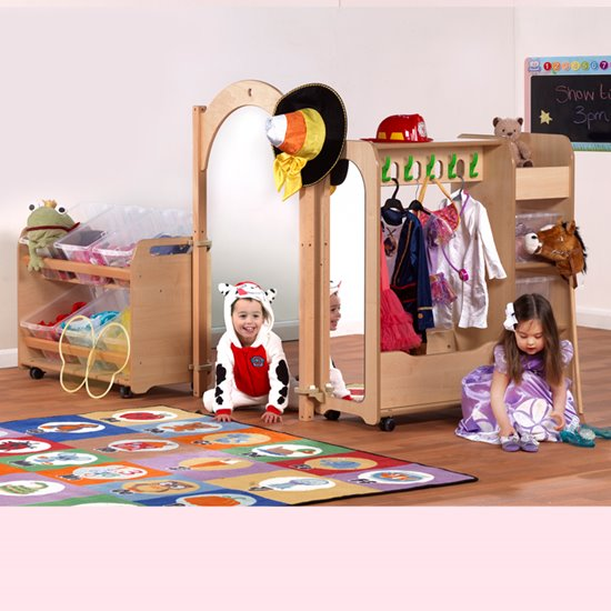 Mini Dressing Up Zone - Pre-School