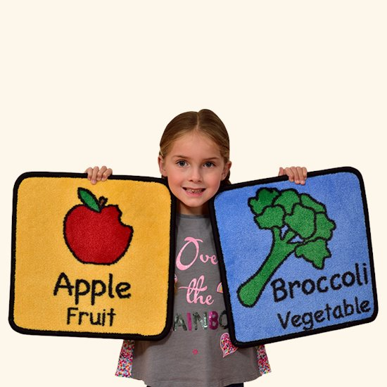 Healthy Eating Mini Mats