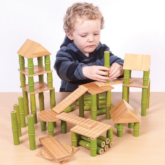 Bamboo Blocks
