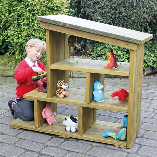 Outdoor Play Building
