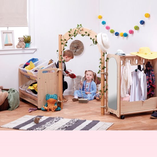 Mini Dressing Up Zone - Toddler