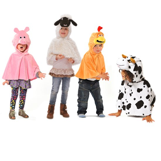 Farm Animal Capes