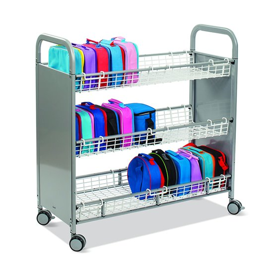 Multi-purpose Metal Trolley