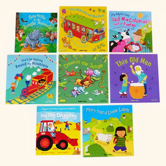 Rhyming Book Pack B